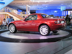 Mazda MX-5 Roadster Coupe show car - 001 - Flickr - cosmic spanner.jpg