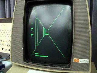 <i>Maze War</i> 1974 video game