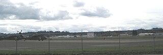 McNary ARNG Field Heliport