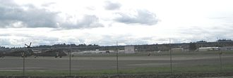 McNary Field - Oregon National Guard helicopters at McNary Field