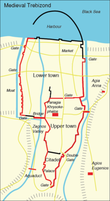 The Palace Of The Lost City >> Empire of Trebizond - Wikipedia