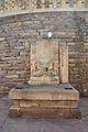 Meditating Buddha - North Gateway - Stupa 1 - Sanchi Hill 2013-02-21 4452.JPG