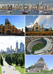 Melbourne montage 6