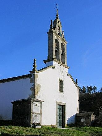 Melide, A Coruña - Image: Melide Furelos Galiza 08