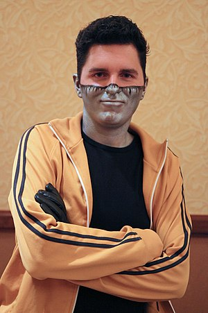 Alan Melikdjanian - Alan Melikdjanian as Captain Disillusion - The Amaz!ng Meeting TAM9