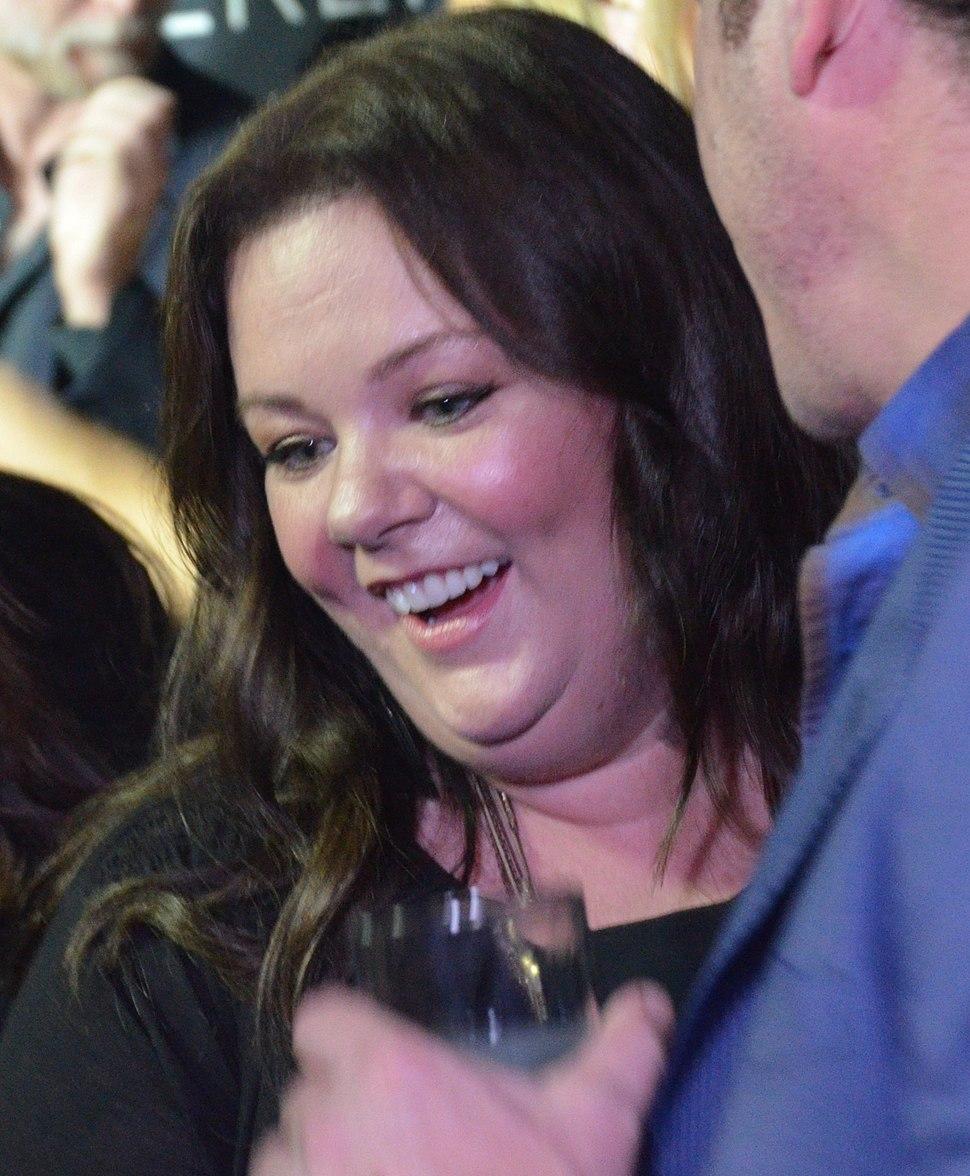 Melissa McCarthy 2012 (Straighten Crop)