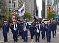 Members of the U.S. Coast Guard and Coast Guard Auxiliary march in a Memorial Day parade in Chicago May 25, 2013 130525-G-PL299-986.jpg