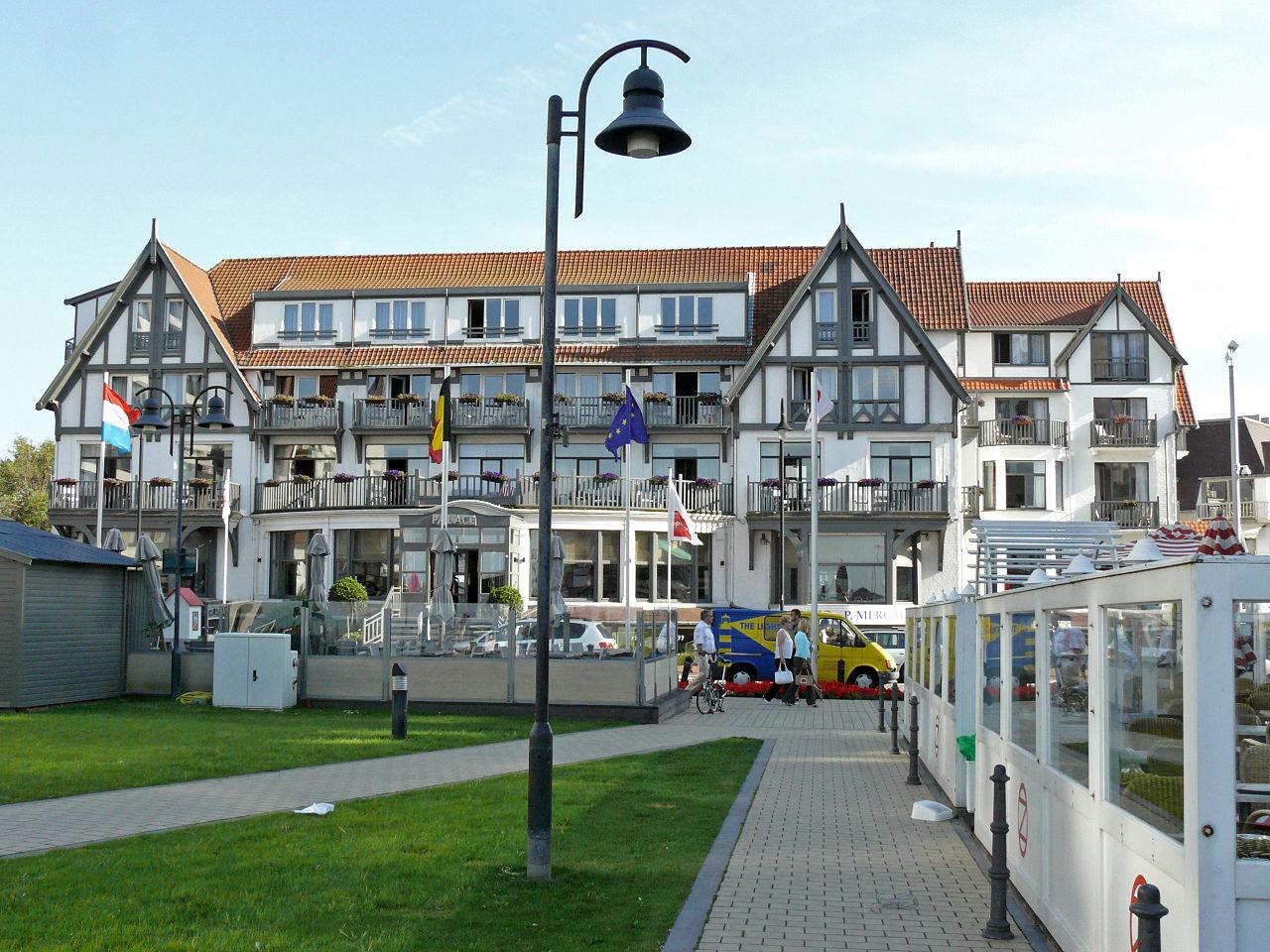 Hotel Knokke Le Zoute Avec Piscine