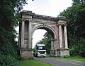 Memorial Arch, Brocklesby Park - geograph.org.uk - 901133.jpg
