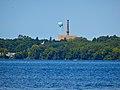 Mendota Mental Health Institute Water Tower ^ Stack - panoramio (5).jpg