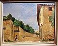 Menotti pertici, strada con alberi, 1930-40.JPG