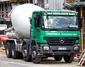 Mercedes-Benz Actros cement mixer truck.JPG