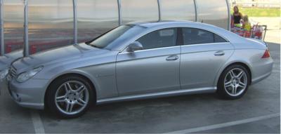Mercedes Duitse automerk