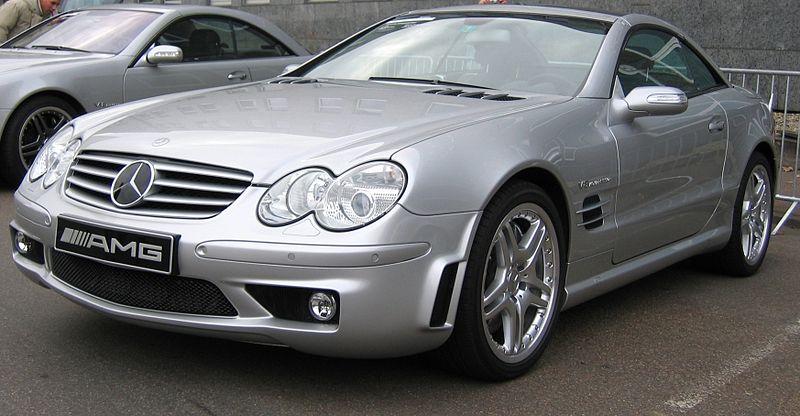 Ficheiro:Mercedes SL55 R230.jpg