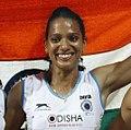 Merlin Joseph Medalist - Indian Team 2017 (cropped).jpg