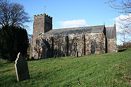 Meshaw, John the Baptist's Church - geograph.org.uk - 319178.jpg