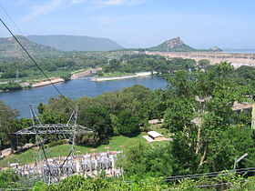 Image illustrative de l'article Barrage de Mettur