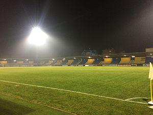 Mezőkövesdi Városi Stadion - Image: Mezokovesd Zsory stadion