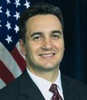 Michael J. Garcia - Image: Michael J. Garcia official portrait