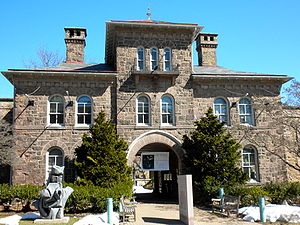 James A. Michener - James Michener Museum in Doylestown, Pennsylvania