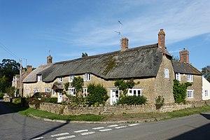 Seavington St Mary - Image: Middlefield Farmhouse