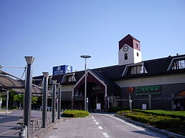 Mikawa-Anjo Station shinkansen-north side.jpg