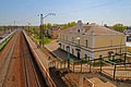 Mikhnevo rail station 02.jpg