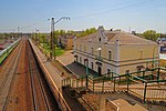 Mikhnevo rail station 02.jpg