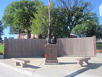 Military monument, Hemphill County, TX IMG 6074.JPG