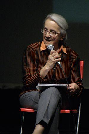 Piergiorgio Welby - The wife, Mina Welby, in 2011