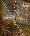 Mine Craters at Albert Seen From an Aeroplane, 1918 Art.IWMART6346.jpg