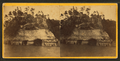 Miner's Castle, from Robert N. Dennis collection of stereoscopic views.png