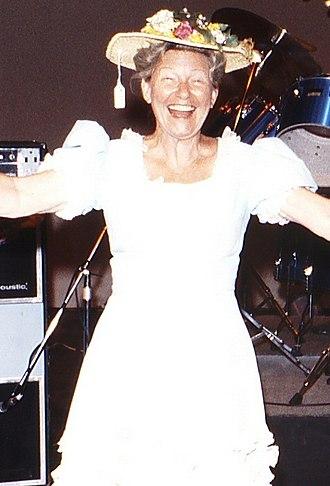 Minnie Pearl - Minnie Pearl performing at Knott's Berry Farm in Buena Park, California
