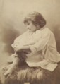 Minnie Terry. Guy Little Theatrical Photograph.png