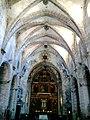 Minorque Mao Placa Monestir Eglise Nef 22062015 - panoramio.jpg