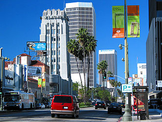 Miracle Mile, Los Angeles - The Miracle Mile in 2004