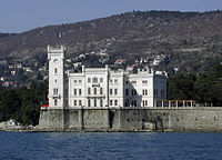 Castle of Miramare