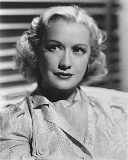Miriam Hopkins American actress