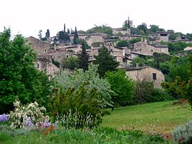 View of Mirmande