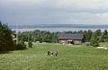 Missvedens Fritidsgård, utsikt mot Mullsjön 1981-06-11.jpg