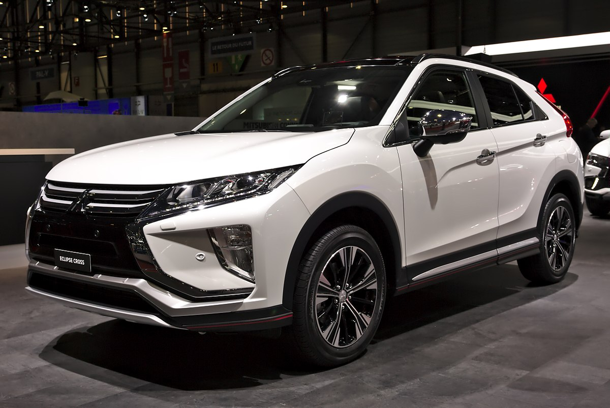 mitsubishi eclipse cross wikipedia. Black Bedroom Furniture Sets. Home Design Ideas