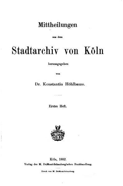 File:Mitteilungen aus dem Stadtarchiv von Köln 1883-1.djvu