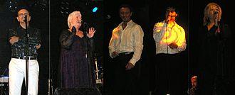 Mocedades - Image: Mocedades 2006