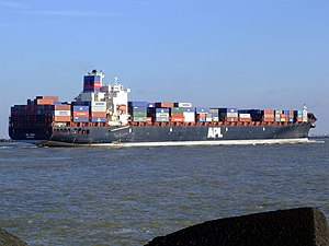 Mol Vision p9 approaching Port of Rotterdam, Holland 25-Jan-2007.jpg
