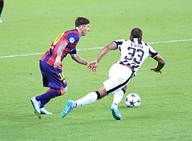 Moment of the Champions League final FC Barcelona - Juventus 2015.jpg