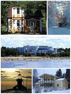 Hietasaari, Oulu District of Oulu in Finland