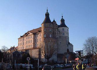 Château de Montbéliard - The Château de Montbéliard