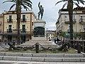 Monumento ai caduti della prima guerra mondiale (1926) - Gioiosa Ionica (Reggio Calabria) - Italy - 24 April 2015 - (1).jpg