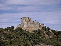 Monumentos de Puebla de Almenara. Castillo de Puebla de Almenara.JPG