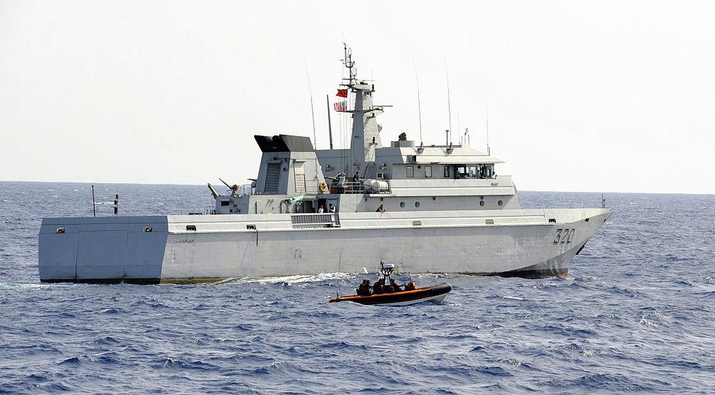 Moroccan navy vessel Rais Charkaoui.jpg